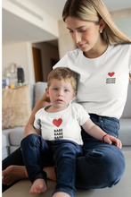 Load image into Gallery viewer, Babe Babe Toddler Tee (4506570260529)