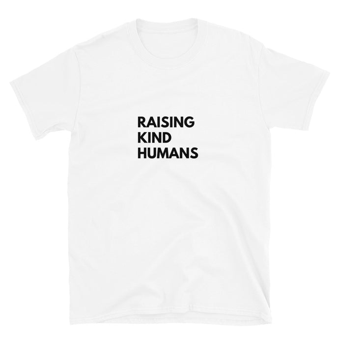 Rising Kind Humans. White. (4330784030769)