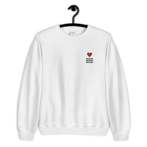 Mother Mother Sweatshirt Embroidered (4330904911921)