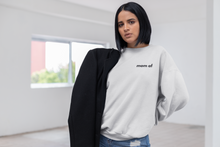 Load image into Gallery viewer, Mom AF Embroidered Sweatshirt (4330918838321)