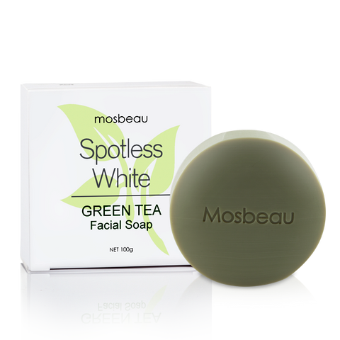 Mosbeau Spotless White Green Tea Facial Soap
