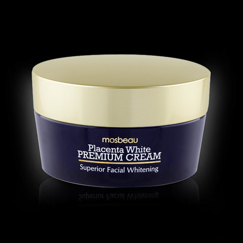 Mosbeau Placenta White Premium Cream
