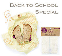Back-to-school Special! 2-Pack Sandwich Wrap