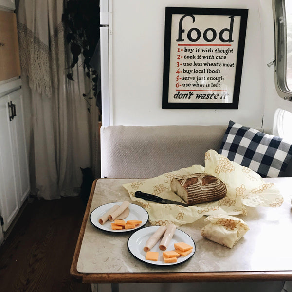 Airstream eating