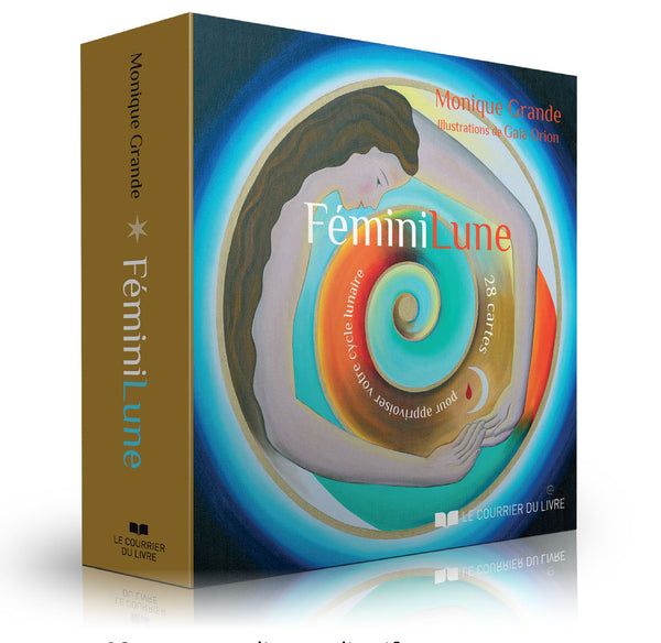 feminilune deck of cards sacred feminine exploring moon cycles