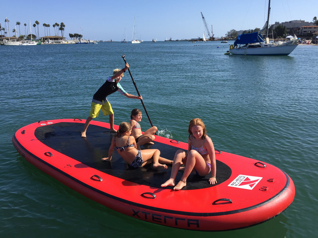 mauna loa inflatable sup board xterra boards. Black Bedroom Furniture Sets. Home Design Ideas