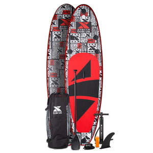 11' KAHUNA Inflatable SUP Package