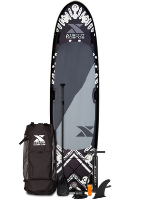 Virasana Yoga Inflatable SUP Package Final Sale