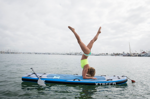 Virasana Yoga Inflatable SUP Package