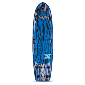Blue Wave Yoga Inflatable SUP Package
