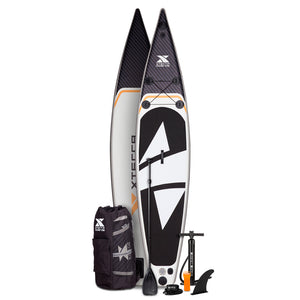 "12'6"" Carbon Touring SUP Package Final Sale"