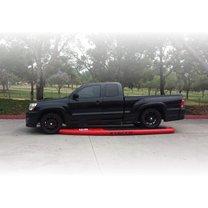 "Truck running over 12'6"" Touring Board"