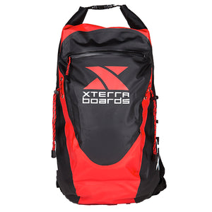 Red Waterproof Backpack Final Sale