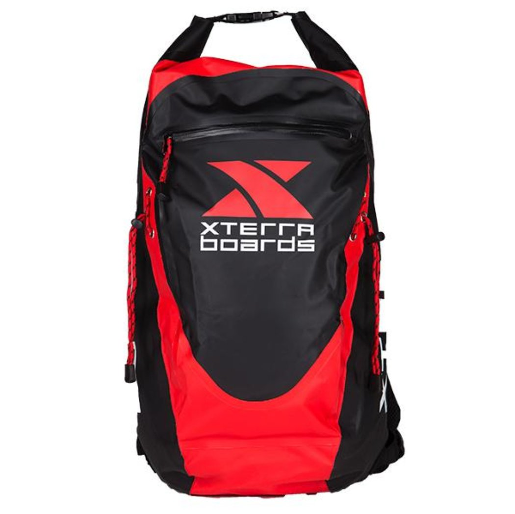 Red Waterproof Backpack (CTC)