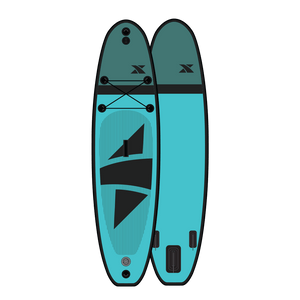 11' Ranger - Teal/Green Complete Paddleboard Package
