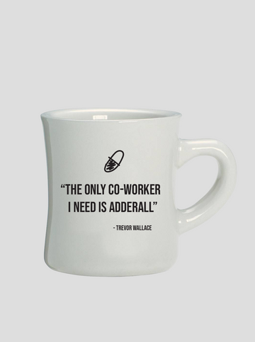 Adderall | Diner Coffee Mug