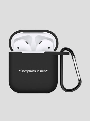 Complains in Rich | AirPod Case