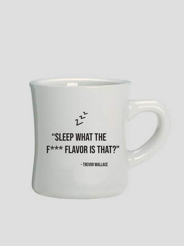 Sleep | Diner Coffee Mug