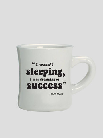 Success | Diner Coffee Mug