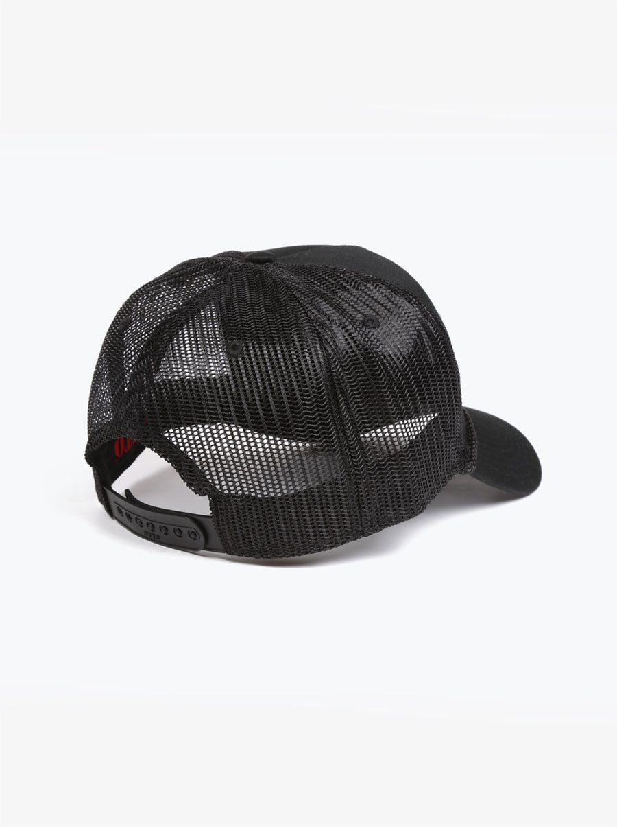 'Sup Lil Beach' - Black Trucker Hat