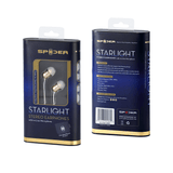 Starlight Stereo Earphones _ Gold