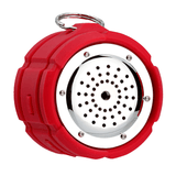 Spider Bluetooth Waterproof Speaker BT802_Red