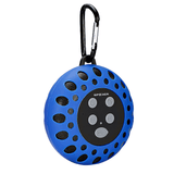 Spider Waterproof Bluetooth Sport Speaker BT803_Blue