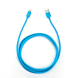 USB Charge Sync for iPhone, iPod, iPad _2M _ Blue