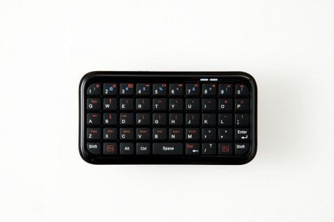 Ultra Mini Rechargeable Bluetooth Keyboard