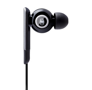 Realvoice Earphones_Black, Item#E-EAPH-00B1