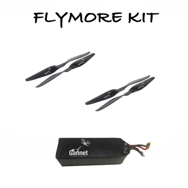 FlyMore Kit For Gannet Drones