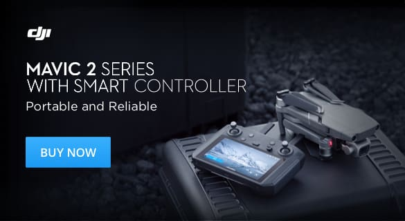 Mavic 2 Series with Smart Controller