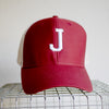 Personalized Varsity Letter Adult Mesh Back Trucker Cap