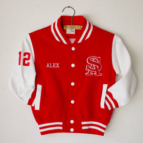 SA Youth Varsity Jacket