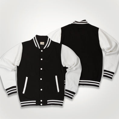 Design your own Varsity Jacket (Adult)