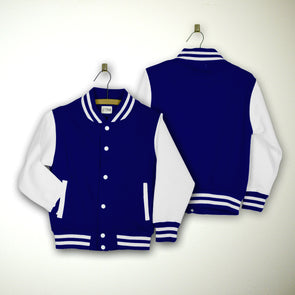 Design your own Varsity Jacket (Youth)