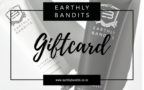 Earthly Bandits Gift Card