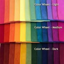 12-Step Color Wheel Bundles - Fat Quarters