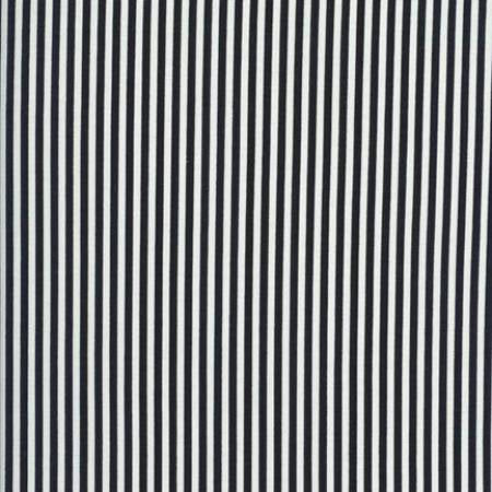 Black and White Stripe ($12/yd)
