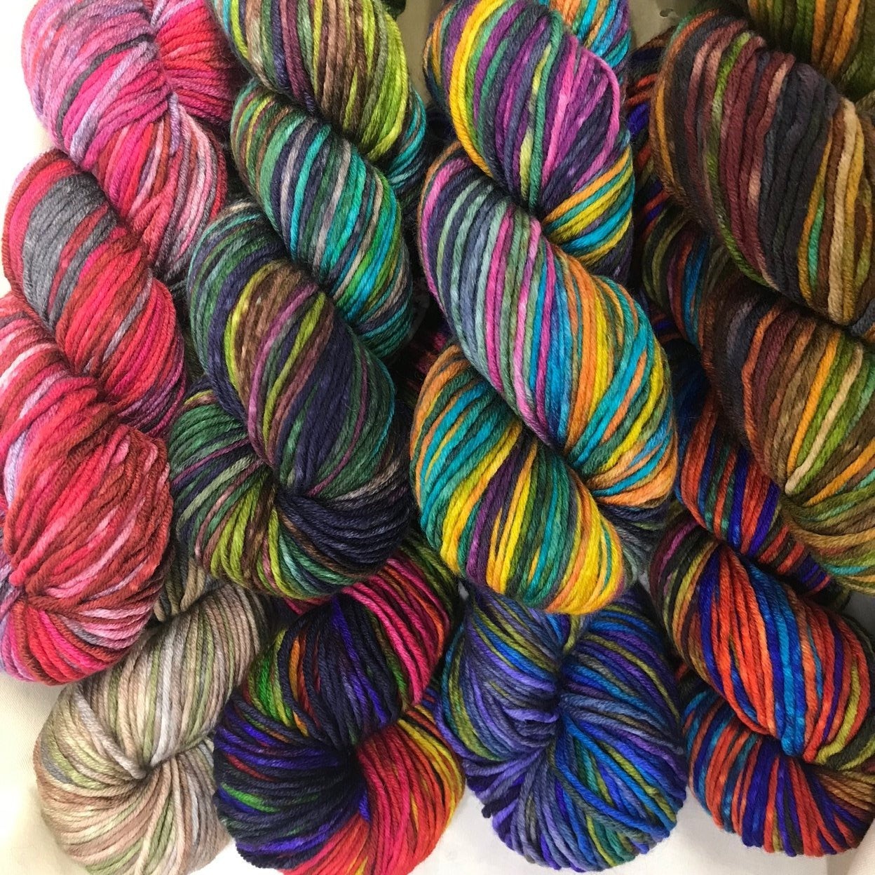 Babe Soft Cotton Worsted