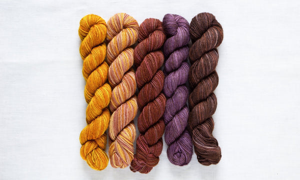 Fino Mini-Skein Kit