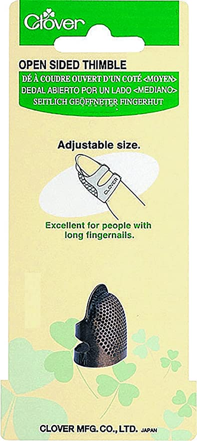 Open Sided Thimble - Small