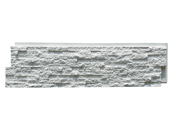 STACKED STONE - WHITE