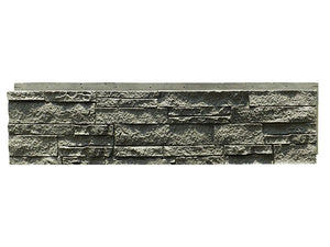 DRY STACKED STONE - MIDNIGHT ASH