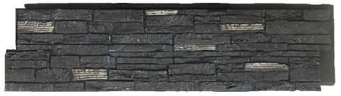 Slate Stone - Black and Tan