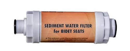 Carbon Water Filter for bidet seats