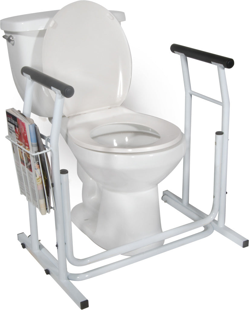 Free Standing Toilet Arms