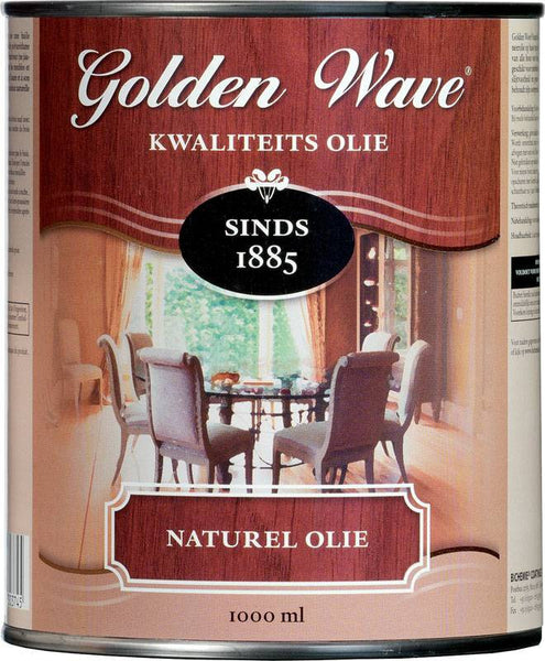 Golden Wave Naturel Olie