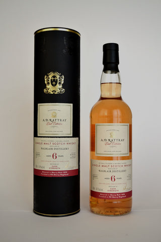 A.D. Rattray, Balblair, 2011, 6 Jahre PX Sherry Finish