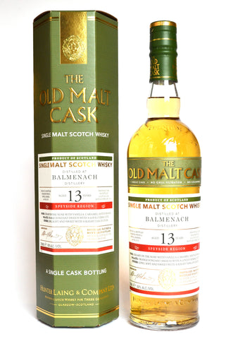 Balmenach 2004/2018 The Old Malt Cask